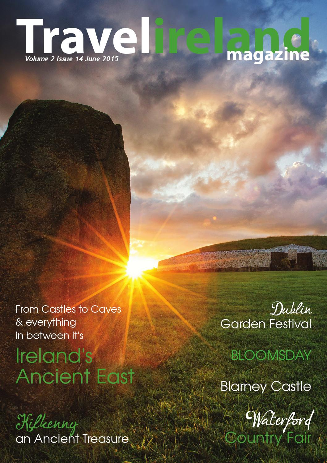 Travel Ireland Magazine Volume 2 Issue 14 By Travel