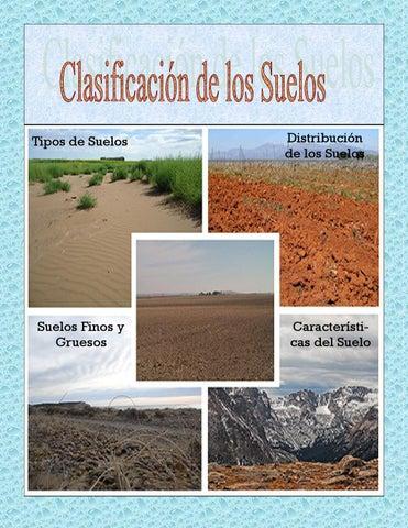 Publicaci n1 clasificacion de los suelos by dorismarortega - Clases de suelo ...