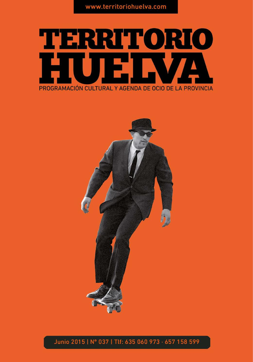 Revista Territorio Huelva Junio 2015 Descarga By Territorio Huelva  # Muebles Soto Ayamonte
