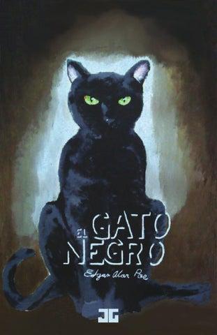 El gato negro poe by jenichuncun issuu - El gato negro decoracion ...