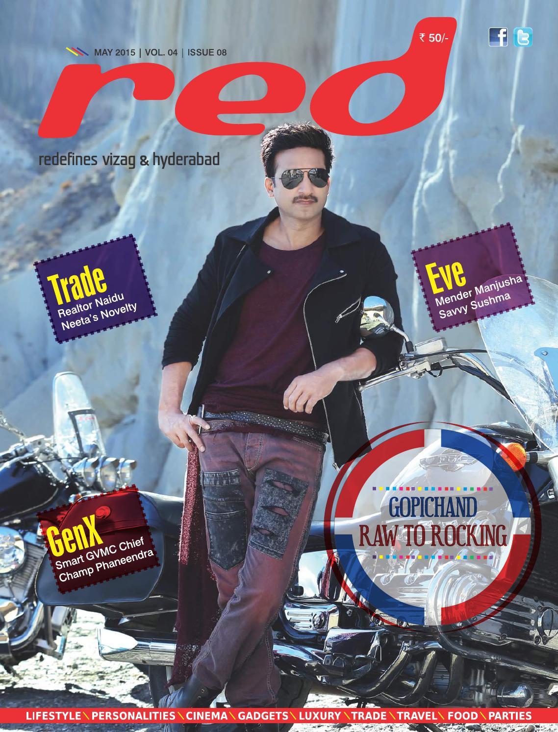 Red Magazine May 2015 by RED MAGAZINE - issuu