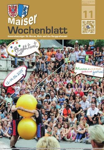 maiser wochenblatt ausgabe 11 2015 - Ausatmen Fans Berprfen