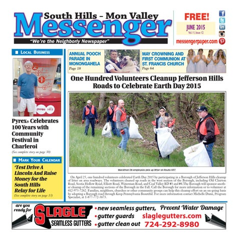 South hills mon valley messenger june 2015 by south hills mon valley page 1 fandeluxe Images