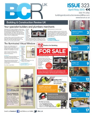 Bcr Issue 323 by BCR UK - issuu