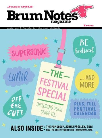 4cd5c534df20 Brum Notes Magazine - June 2015 by Brum Notes Magazine - issuu