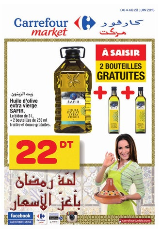 Catalogue Carrefour Market Ramadan By Carrefour Tunisie Issuu