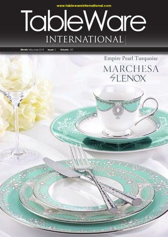 7fe7cd95554 Tableware International by Lema Publishing - issuu