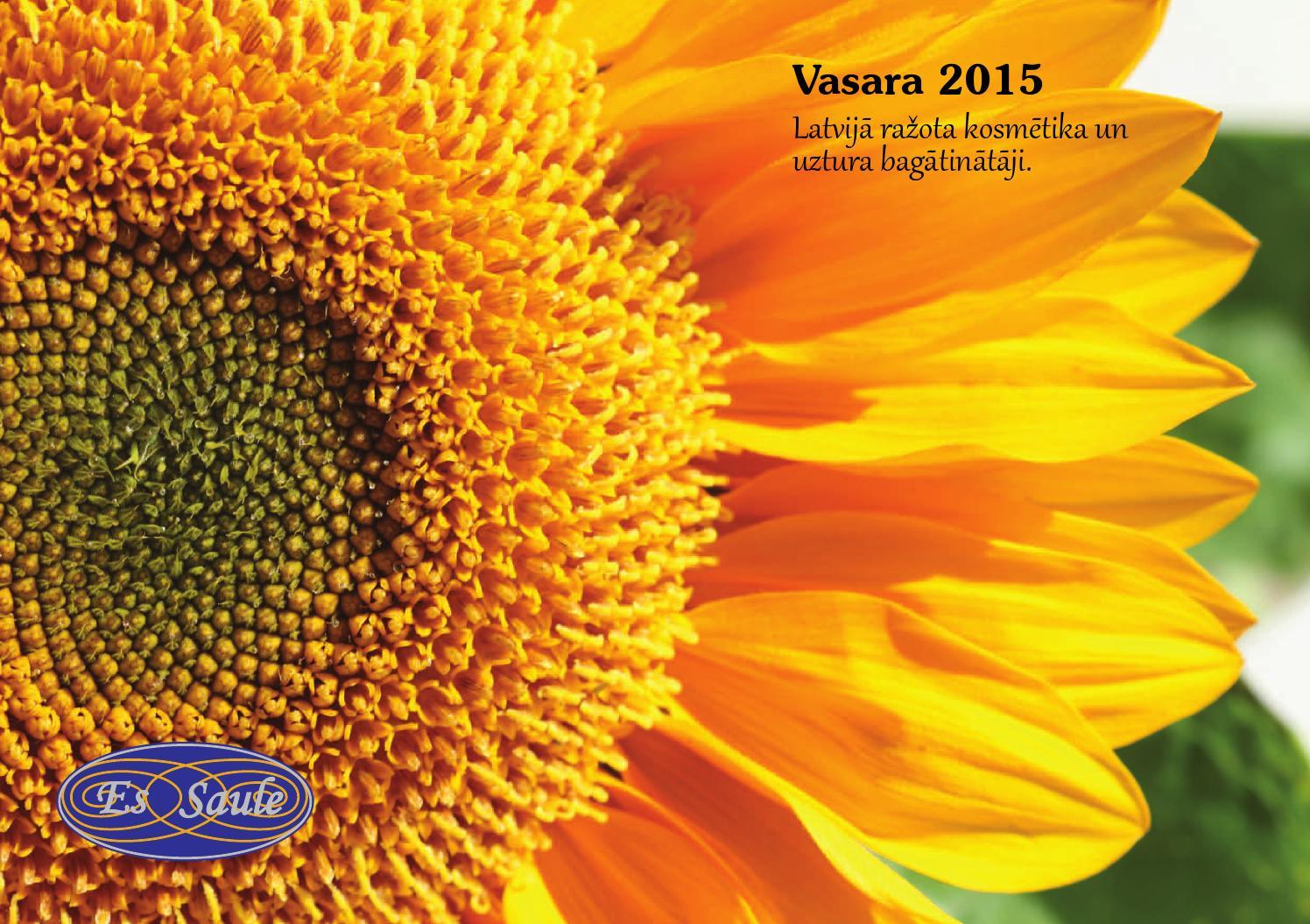 EsSaule katalogs «Vasara 2015», Каталог «Лето 2015» by ...
