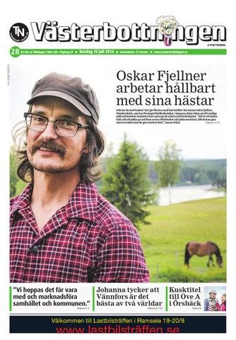 Vn sommar 2014 by Tidningar i Norr AB - issuu d4ddade79224a