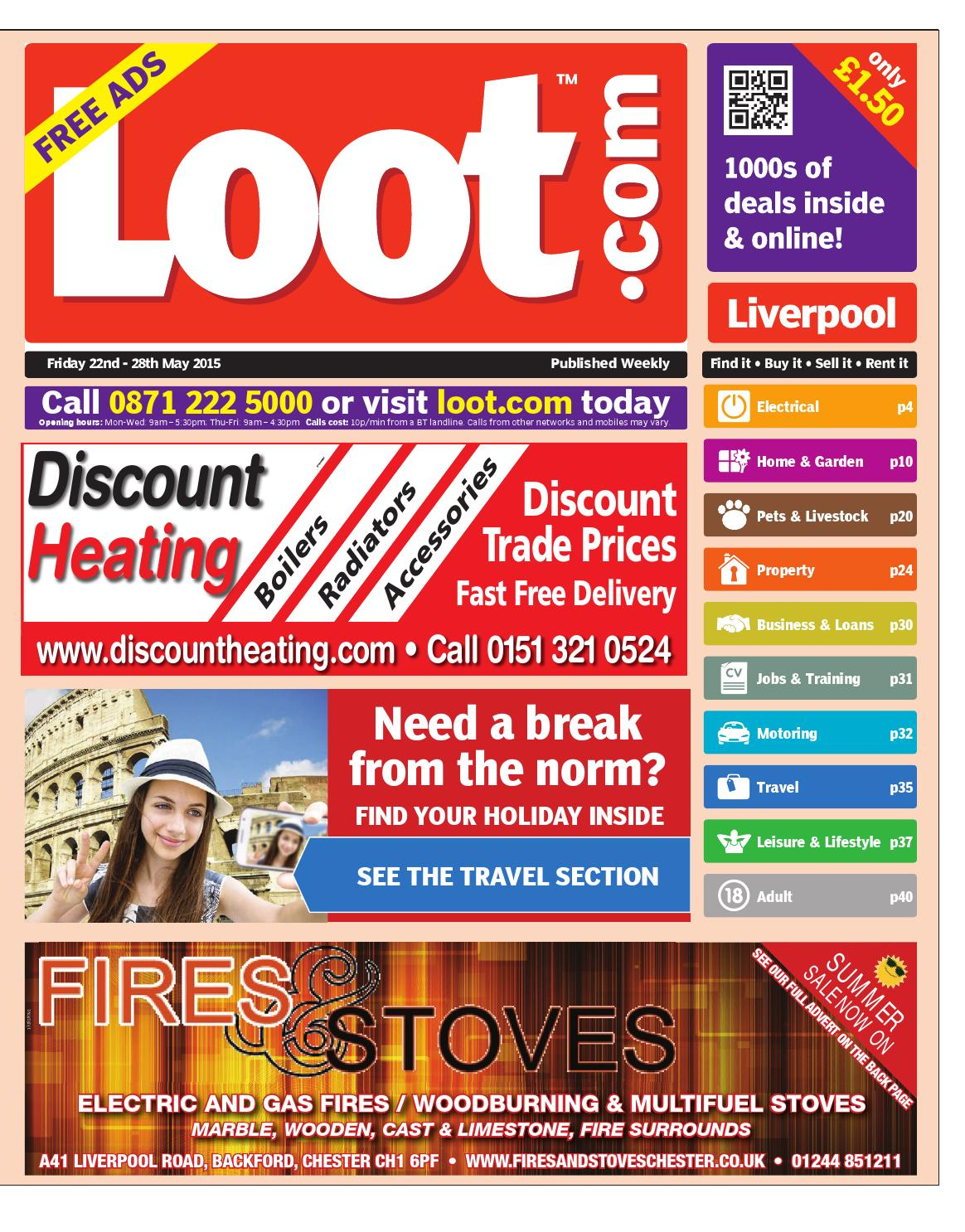 8caf406bb Loot Liverpool, May 22nd 2015 by Loot - issuu
