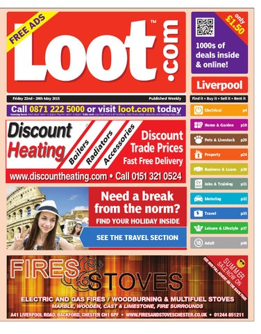 7e308a51a0 Loot Liverpool, May 22nd 2015 by Loot - issuu