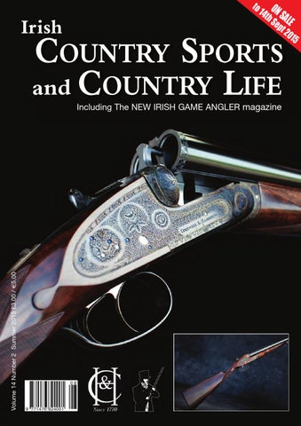314cae2c2a Irish Country Sports and Country Life Summer 2015 by Bluegator ...