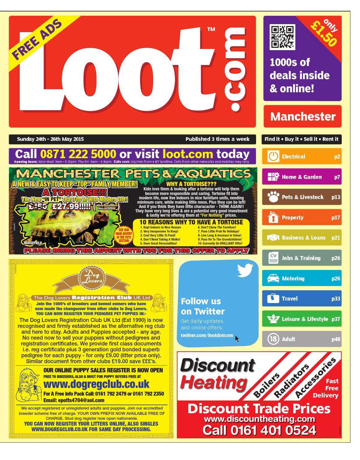 af1260625 Loot Manchester