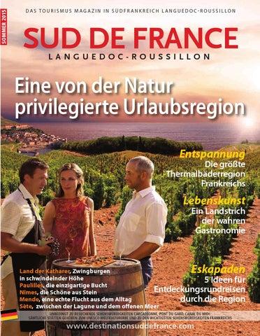 Sud de France Tourismusmagazin - Sommer 2015 by Sud de ...