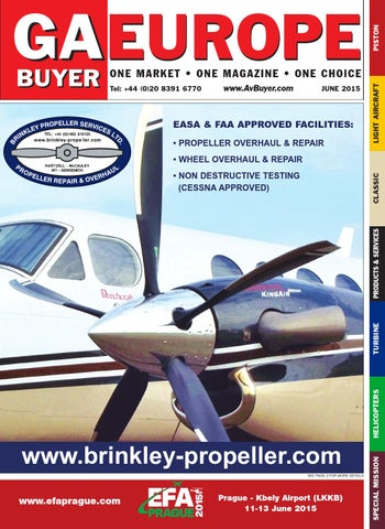 a8caa631997 GABuyer Europe June 2015 by AvBuyer Ltd. - issuu