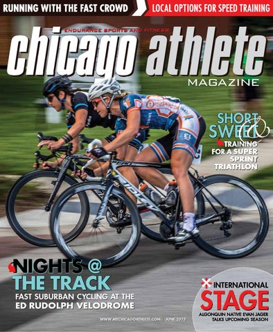 fb17fb214 Chicago Athlete Magazine 2015 August September Issue by Kelli L - issuu