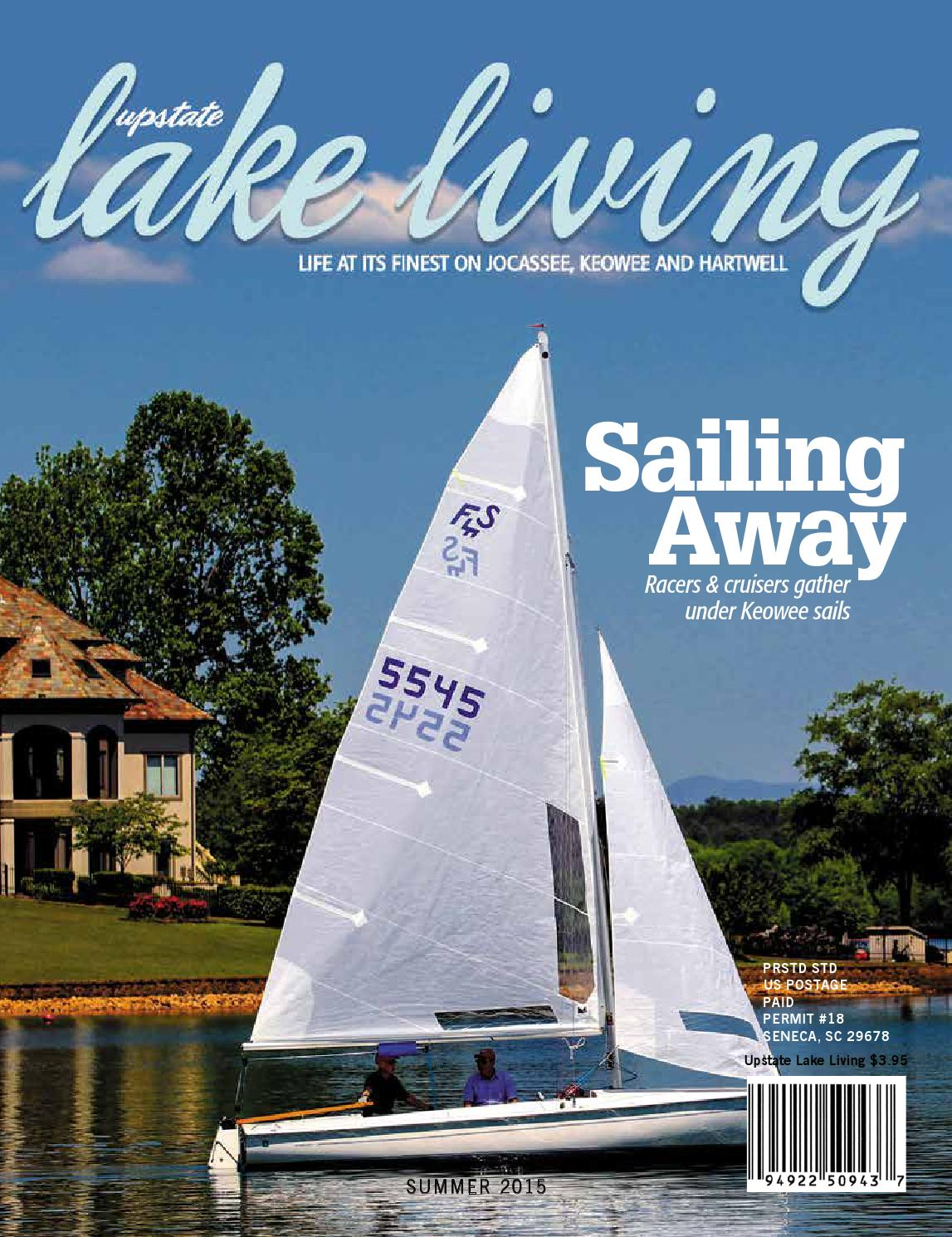 Upstate Lake Living Summer 2015 by EDWARDS PUBLICATIONS - issuu