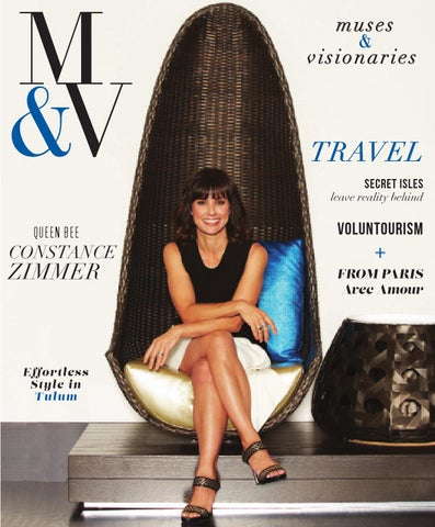 78dc016c449 Muses   Visionaries magazine No10 by Muses   Visionaries Magazine ...