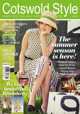 Cotswold Style June 2015 By Ltd