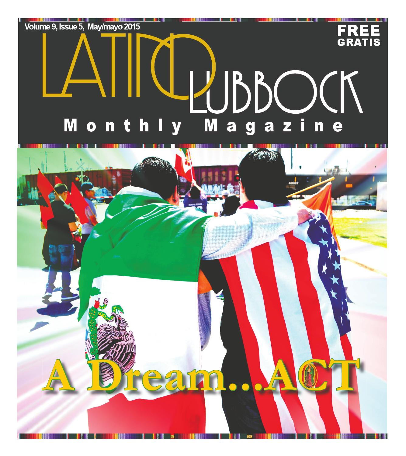 May Latino Lubbock Vol 9, Issue 5 by Christy Martinez-Garcia