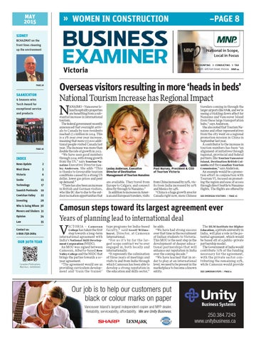 ed94c8d0ed Business Examiner Victoria - May 2015 by Business Examiner Media ...