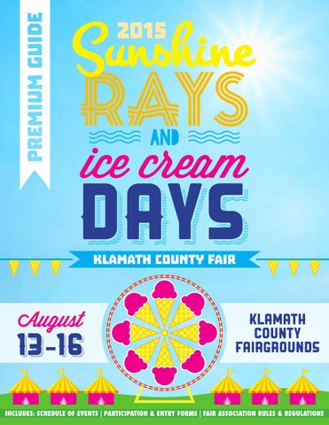 6388a69665ad1 Klamath County Fair Premium Guide 2015 by Herald and News - issuu