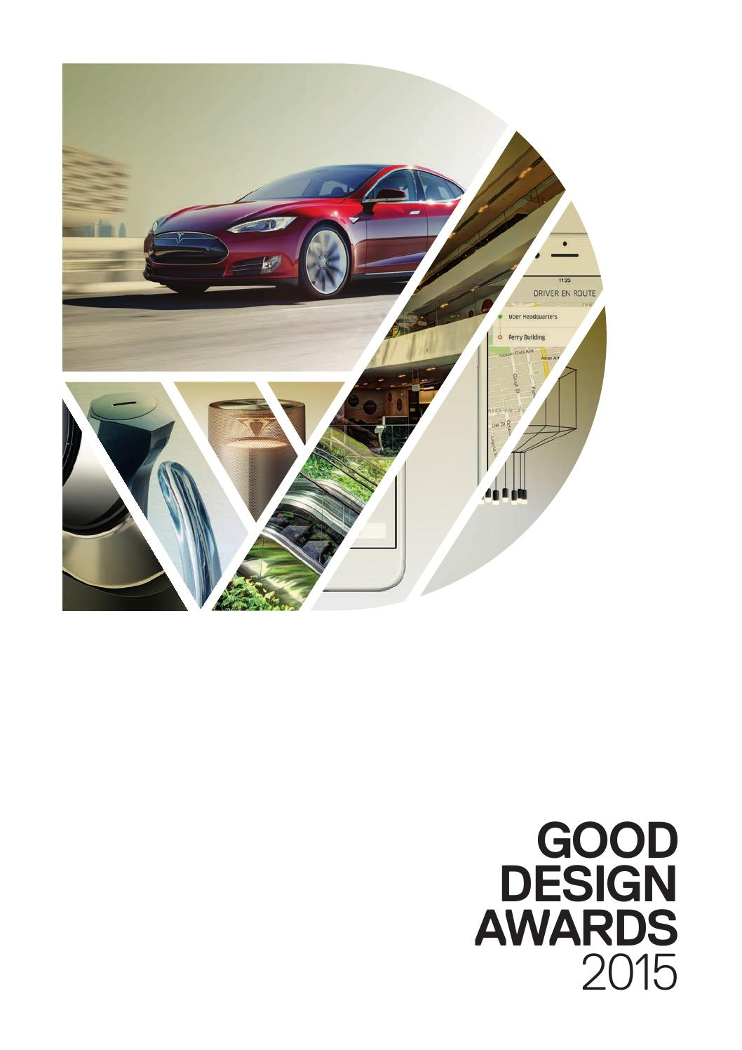 2015 Good Design Awards Yearbook by Good Design Australia - issuu
