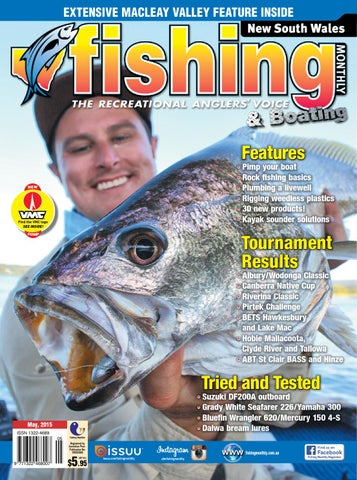26337e9d New South Wales Fishing Monthly - May 2015 by Fishing Monthly - issuu