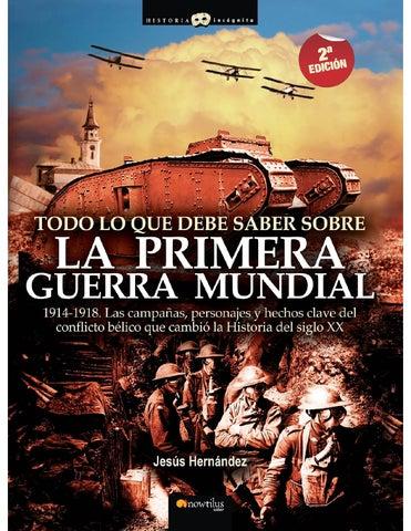 LA PRIMERA GUERRA MUNDIAL by Sandro - issuu a34dc0b652c