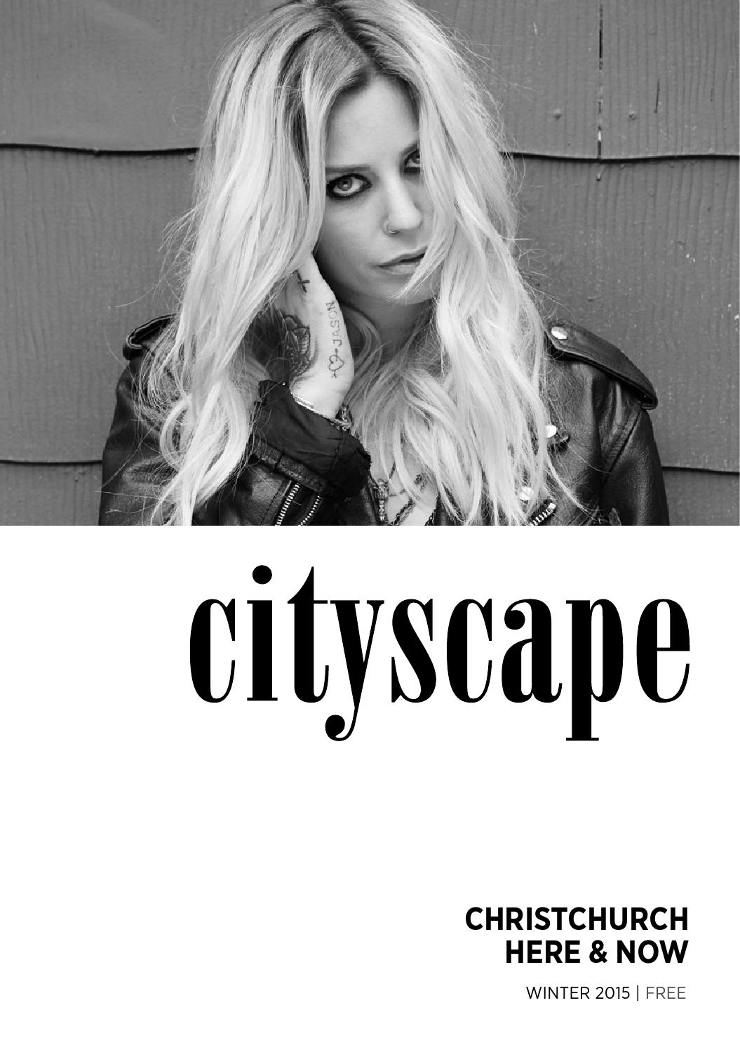 Cityscape Winter 18 by SOMO Creative   issuu