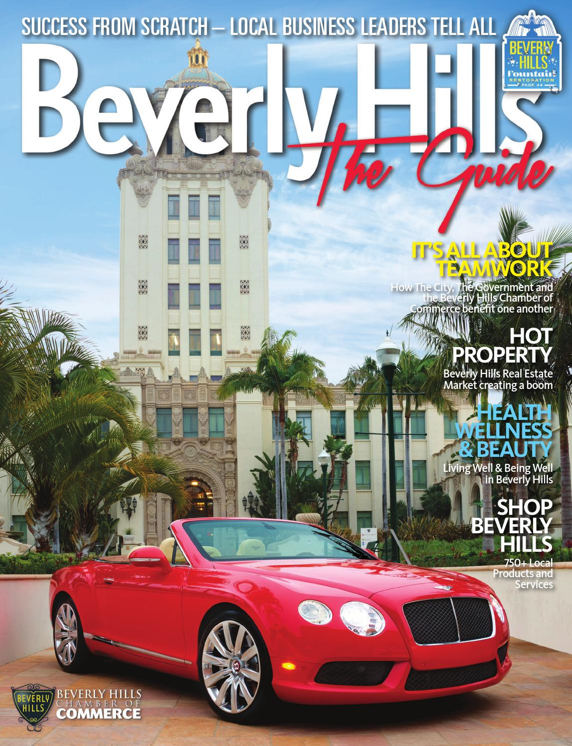 Beverly Hills The Guide by Chamber Marketing Partners, Inc. - issuu