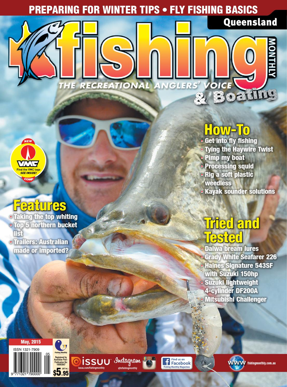 queensland fishing monthly may 2017 by fishing monthly issuu