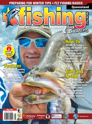 0b401c6121 Queensland Fishing Monthly - May 2015 by Fishing Monthly - issuu