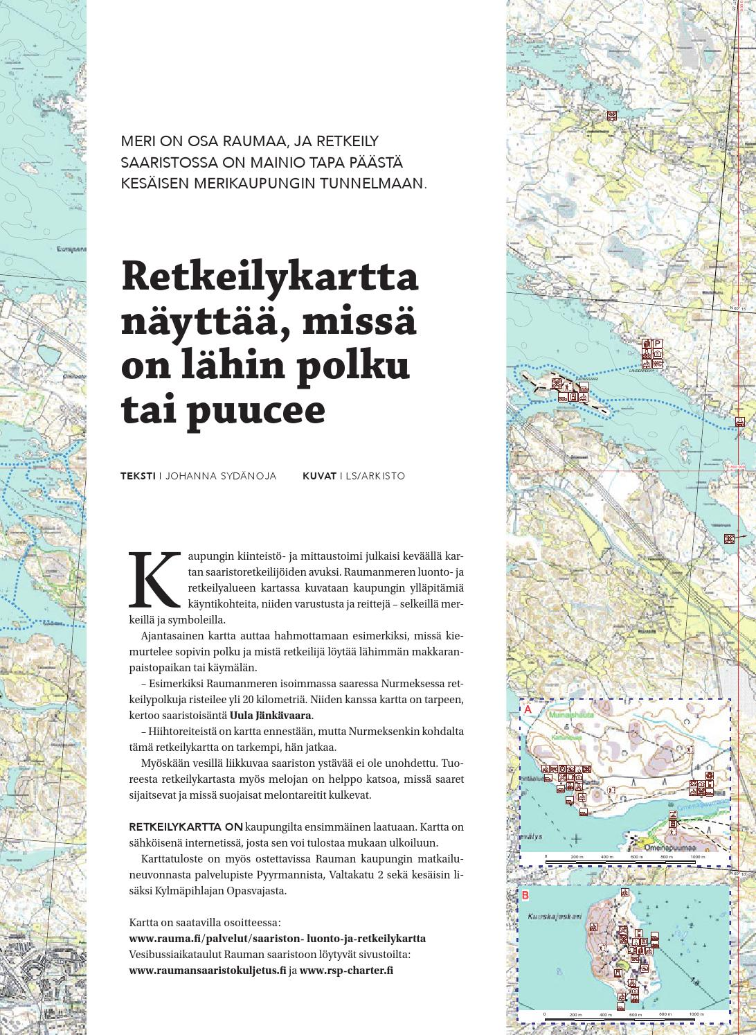 I Love Rauma 2015 By Marva Group Issuu