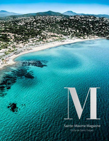 1da28e1585a1 M02 Sainte-Maxime Magazine by MOG DESIGN - issuu