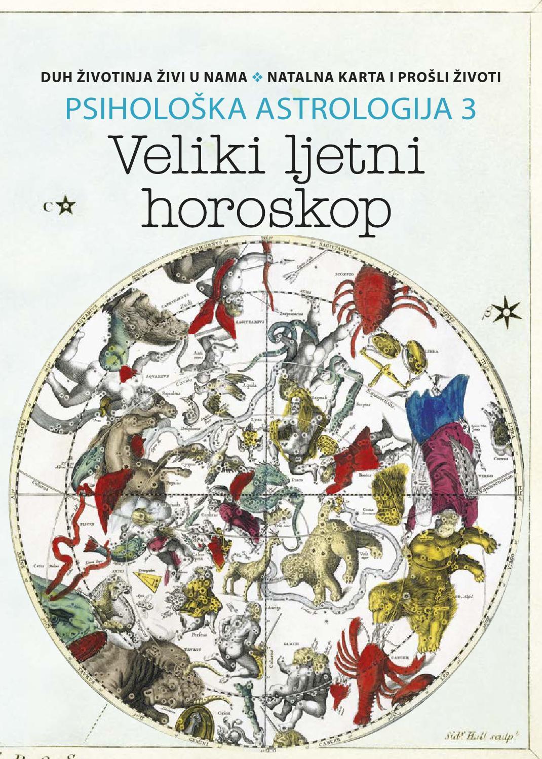 horoskopska karta povezivanja