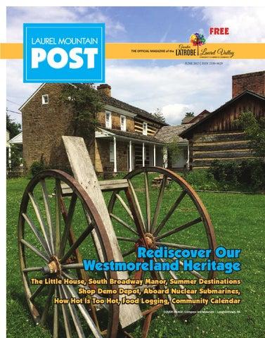 Laurel Mountain Post :: June 2015 by Laurel Mountain Post