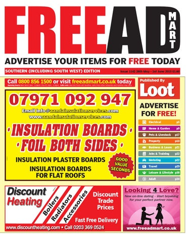 Bargain Pages West Midlands By Loot Issuu