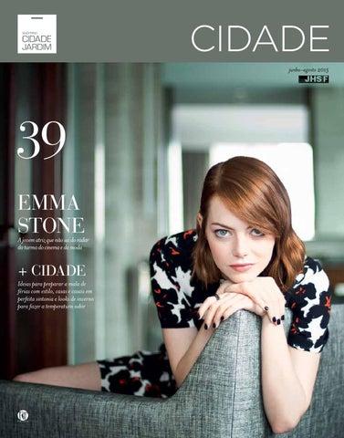 75357d40e3a Revista Cidade 39 by Shopping Cidade Jardim - issuu