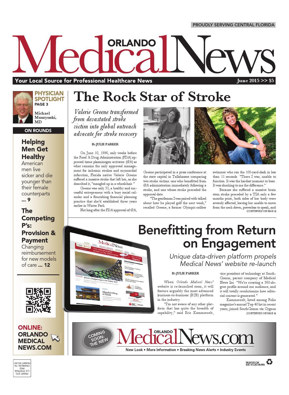 Orlando Medical News June 2015 by FW Publishing - issuu
