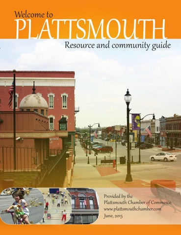 Plattsmouth Chamber of Commerce by Suburban Newspapers - issuu