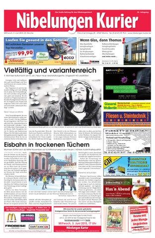23mi15 nibelungen kurier by Nibelungen Kurier issuu