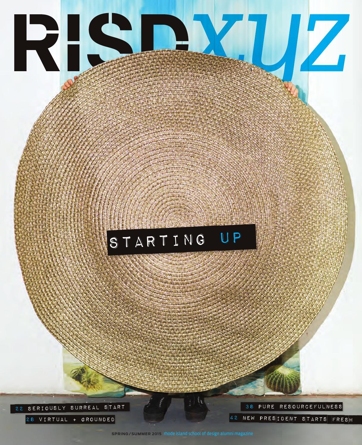 Risd Xyz Spring Summer 2015 By Rhode Island School Of Design Issuu 06 Chrysler 300 Fuse Box Location Illumination