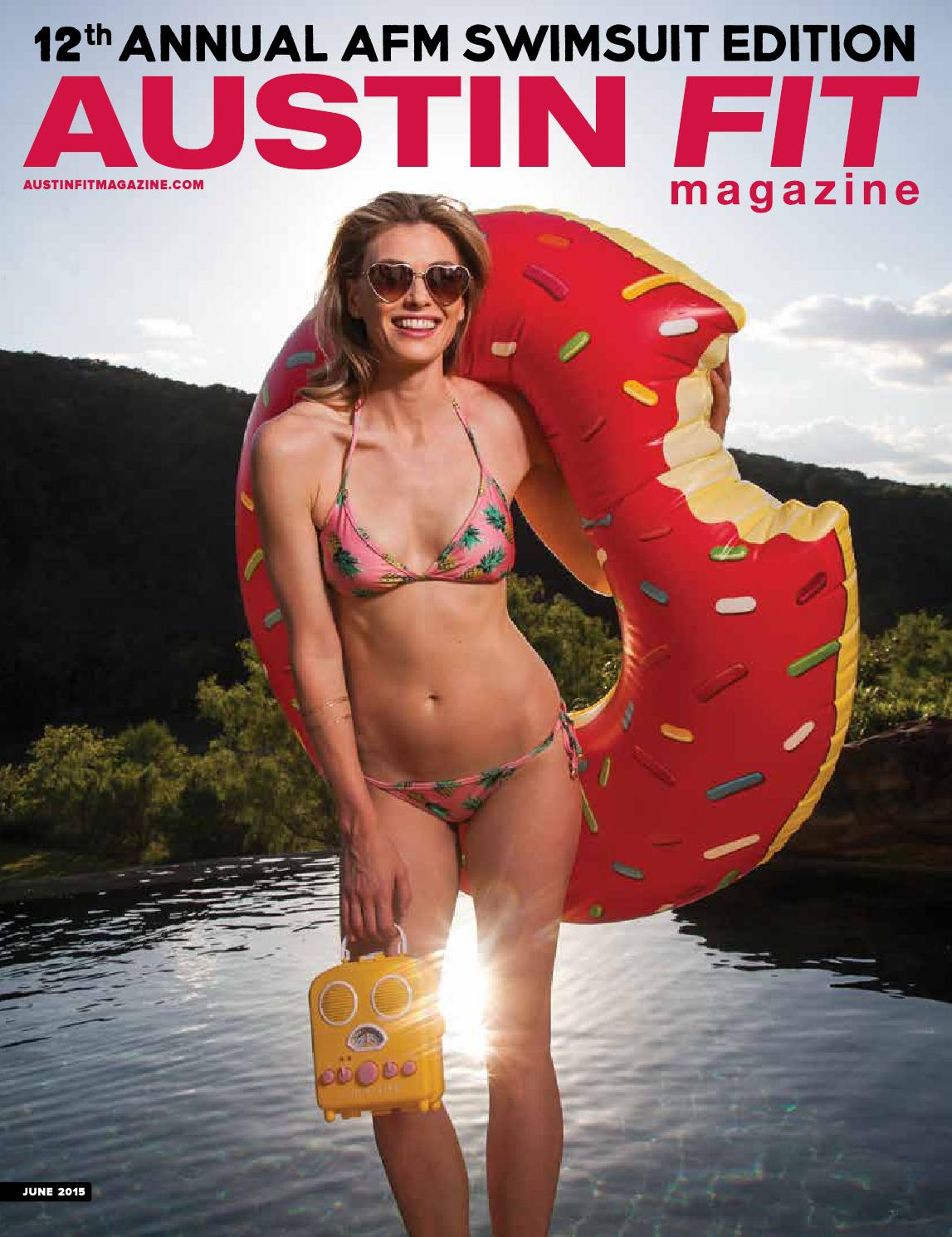 June 2015 - 12th Annual AFM Swimsuit Edition