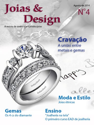 18dc3bbc361 Revista joias   design - by veronica.lacerda - issuu