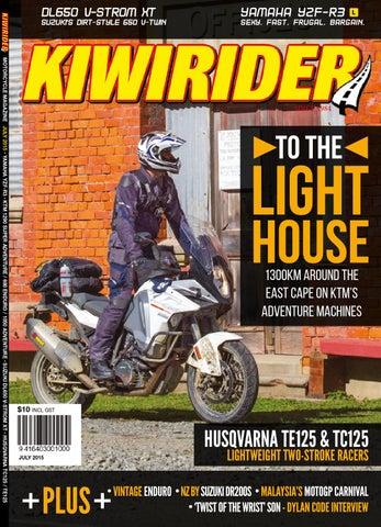 Kiwi Rider Magazine July 2015 By Kiwi Rider Magazine Issuu
