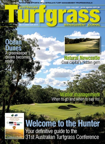 how to become a greenkeeper in australia