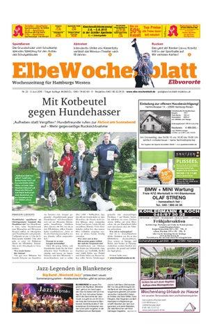 Elbvororte KW23-2015 by Elbe Wochenblatt Verlagsgesellschaft mbH ...