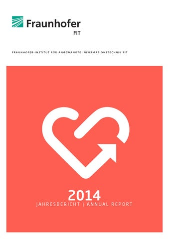 fraunhofer fit, annual report 2014 by fraunhofer institute  data systems austria ag in insolvenz #12
