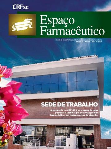Espaço Farmacêutico - Edição 18